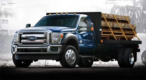 2017 Ford Cab Amp Chassis Truck Options Commercial Truck