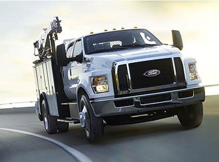 Ford F750 For Sale >> 2017 Ford F750 Truck Sales @ Miramar Truck Center San Diego